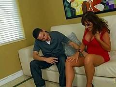 Bella Roxx Rocks Some Cock. Milf Cruiser